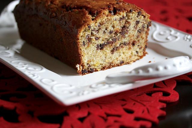 Cannoli Pound Cake - 22