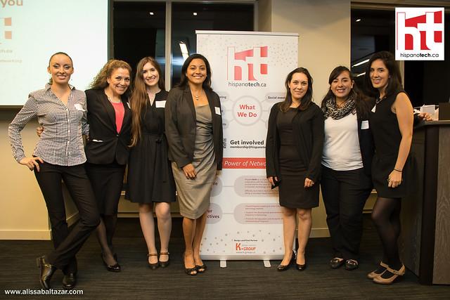 Event Hispanotech Women in IT