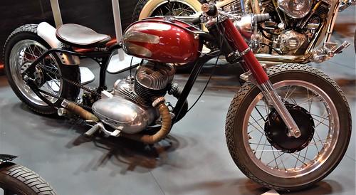 Custom bikes Motorcycle Live 2016