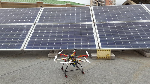 Mantención Mediante Drones 002
