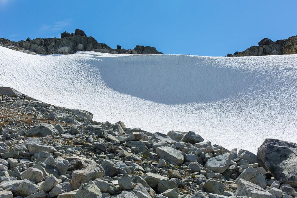 Tszil Glacier Trail
