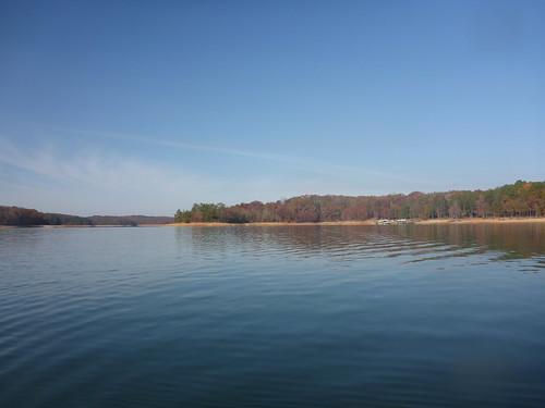 kayak lake dog jocasse hartwell