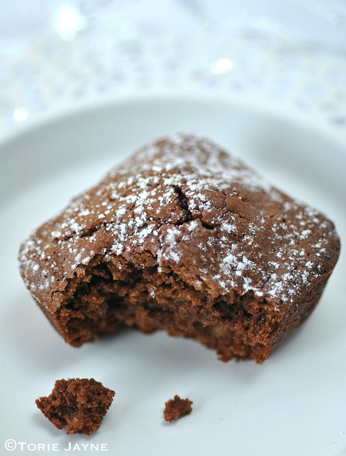 Gluten free chocolate brownies