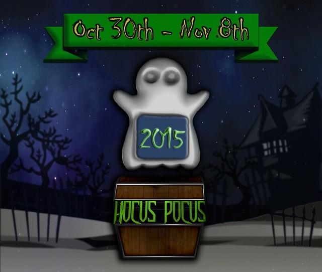 Hocus Pocus 2015 Poster