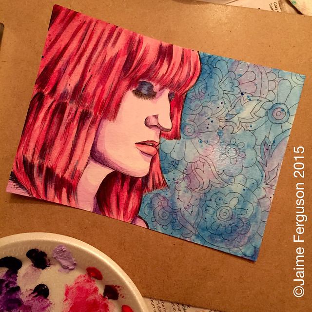 Final of Florence Welch