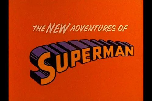 Superman, The New Adventures Of (1966-1977, 68odc)