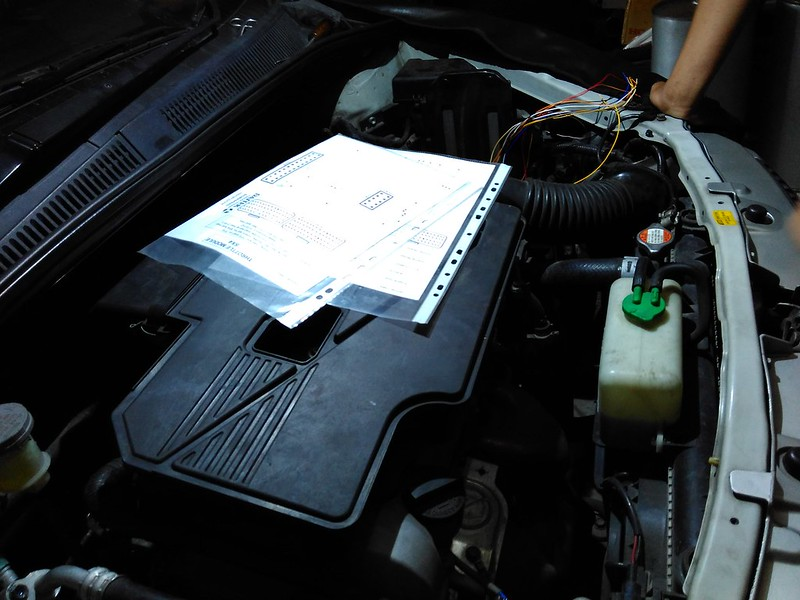 Review Dastek Unichip Q  Installation   Suzuki Sx4