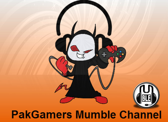 PakGamers Mumble Server Is UP! [Archive] - Pakistan's Gamers