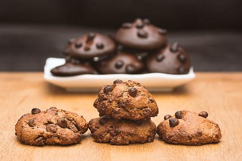 Protein Cookies // 18 08 15