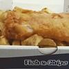 Fish and chips powahh. Soo British! #fishandchips #britishfood