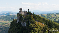 SAN MARINO - City of San Marino - Cesta tower