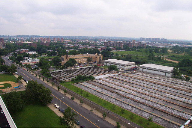 Upgrades at 26th Ward Wastewater Treatment Plant and Jamaica Bay