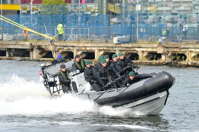 Royal Marines (30) @ RVD 17-09-15