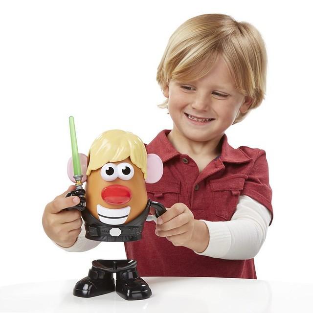 Mr. Potato Head 星際大戰系列【蛋頭先生 × 白兵 & 路克】Spudtrooper & Luke Frywalker 又要組軍團啦!!