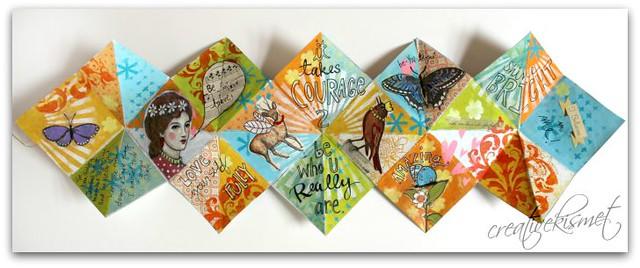 Art journal by Regina Lord