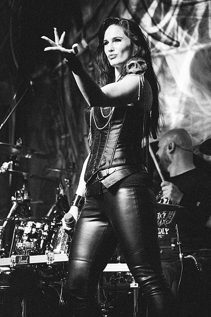 Xandria live in Cologne