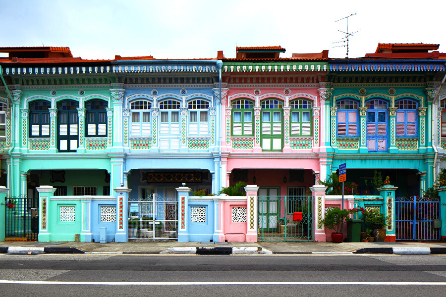 Peranakan singapore asia pacific travel beat for Terrace house singapore