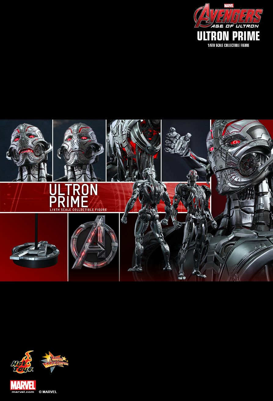 Ultron Hot Toys