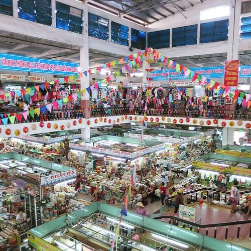ハン市場。