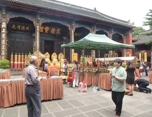 CH-Chengdu-Temple Wenshu (4)