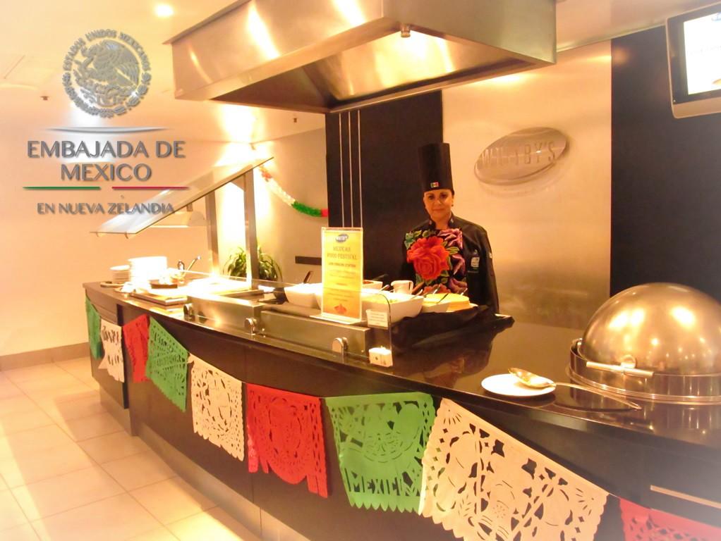 Festival de Comida Mexicana, Nueva Zelandia