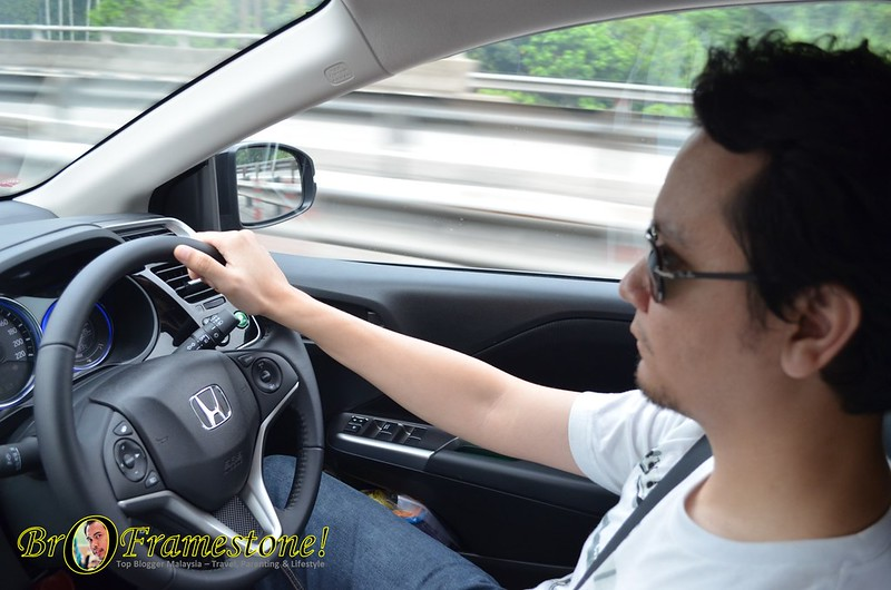 City Bloggers Drive - Honda Family Road Trip