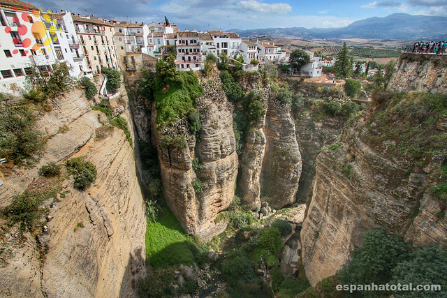 onde se hospedar em Ronda, Málaga