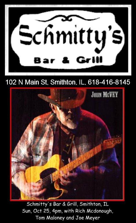 Schmitty's Bar & Grill 10-25-15