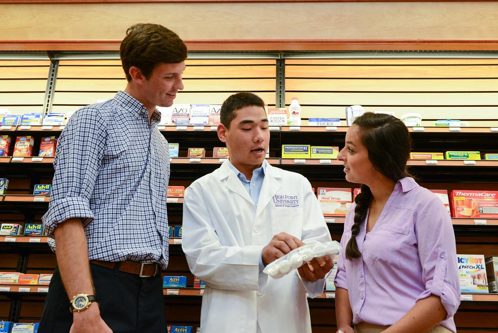 How many years is pharmacy program?