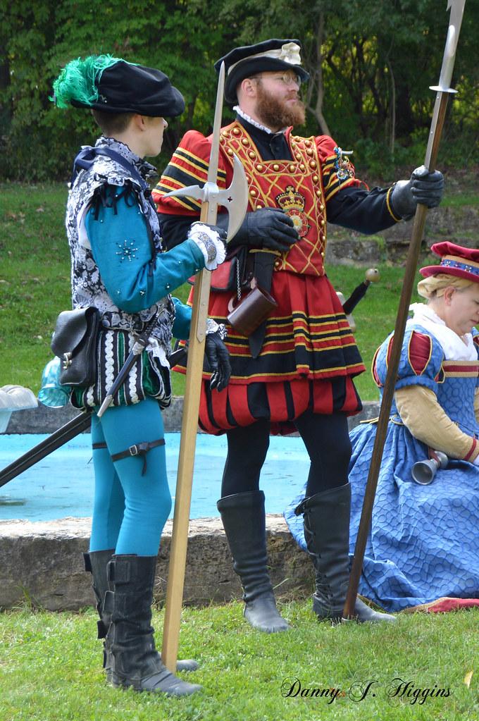Ye Olde English Faire, Stronghold Castle, Oregon, ILL.