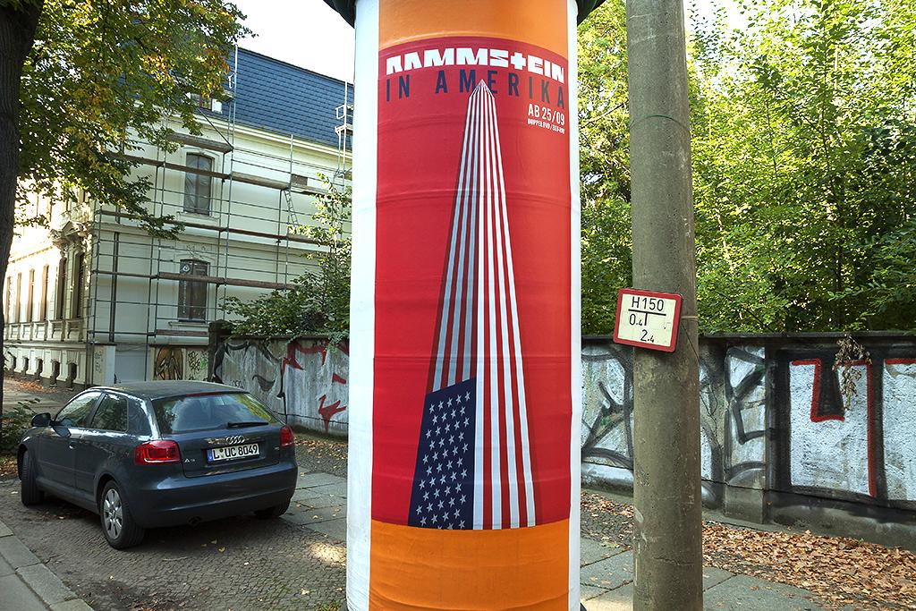 RAMMSTEIN IN AMERICA--Leipzig