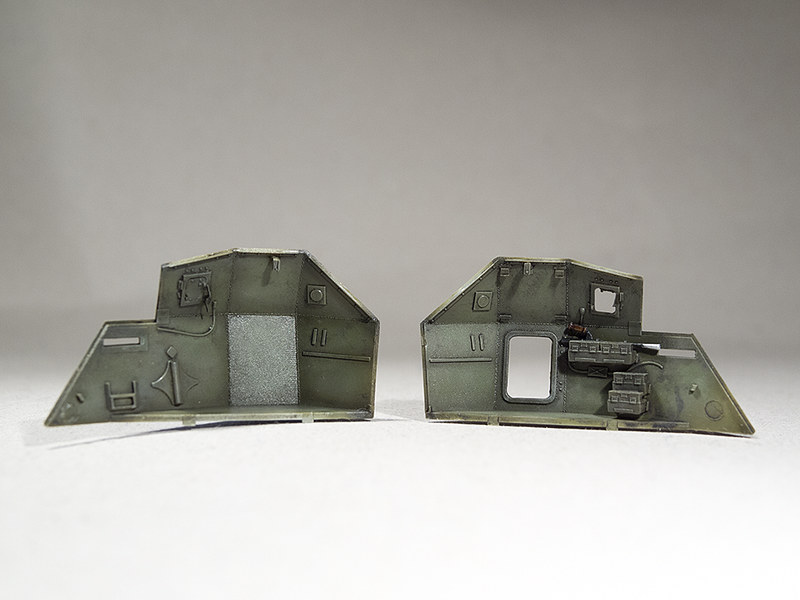 Projet Normandy : Dingo MK.III // Miniart // 1/35 21951644236_8c5bcf1194_c