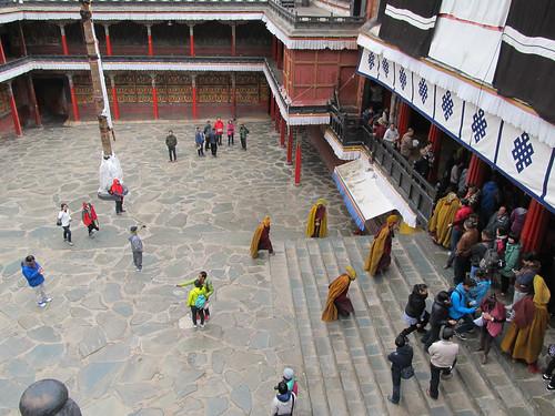 Monastère Ta Shi Lhun Po