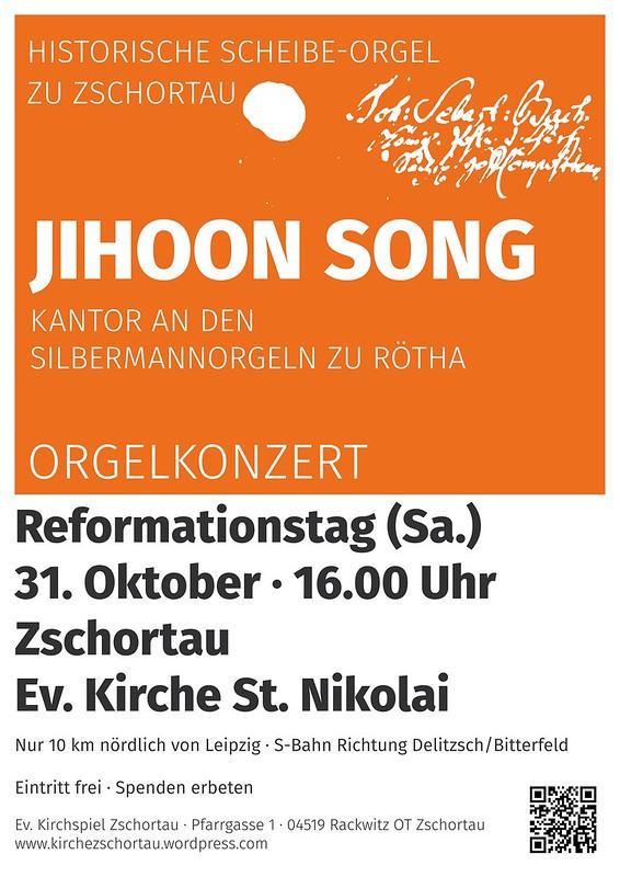 Die Scheibe-Orgel