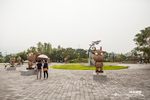 【南投竹山景點一日遊】來去南投竹山紫南宮找金雞+求發財金吧!