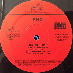 PMD:SWING YOUR OWN THING(LABEL SIDE-B)