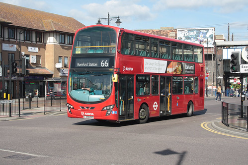 Arriva Southern Counties 6201 LJ09KRD