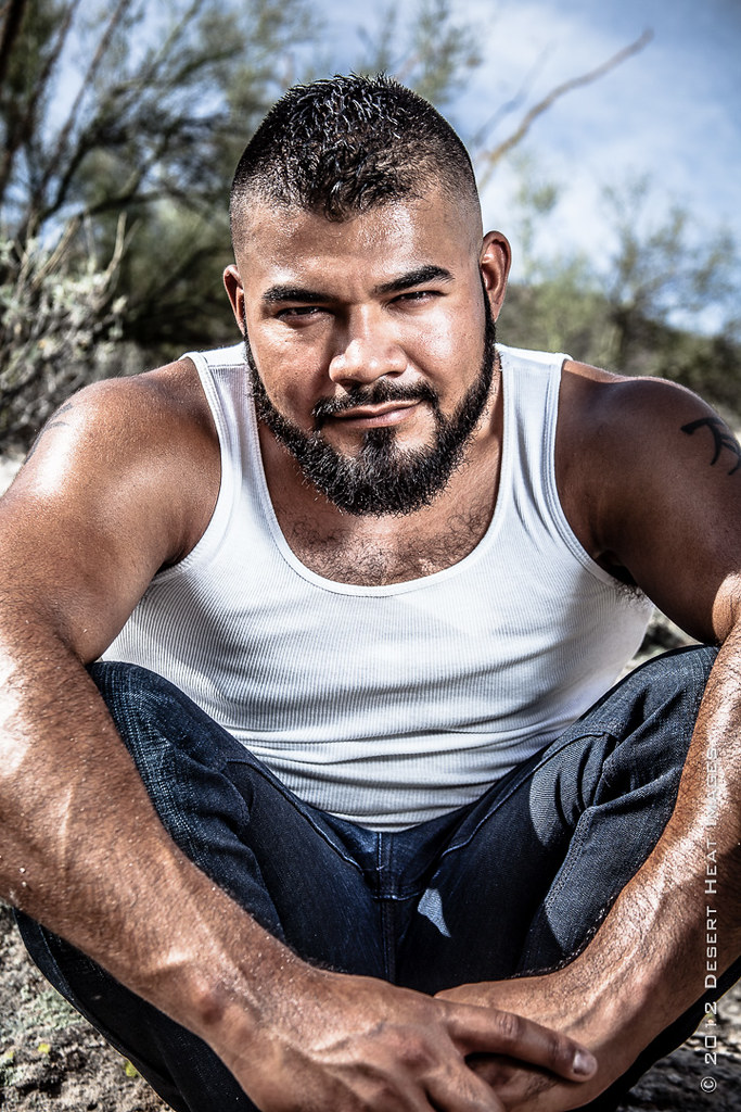 Latino gay hairy