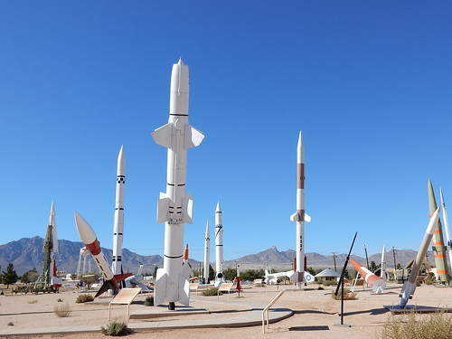 White Sands Missile Test Center Museum - 1