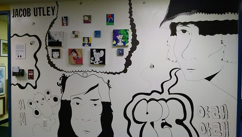 Third Floor, Area 4 at Artomatic