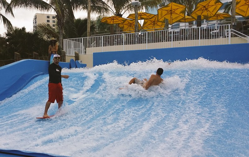 Flowrider - Margaritaville Hollywood