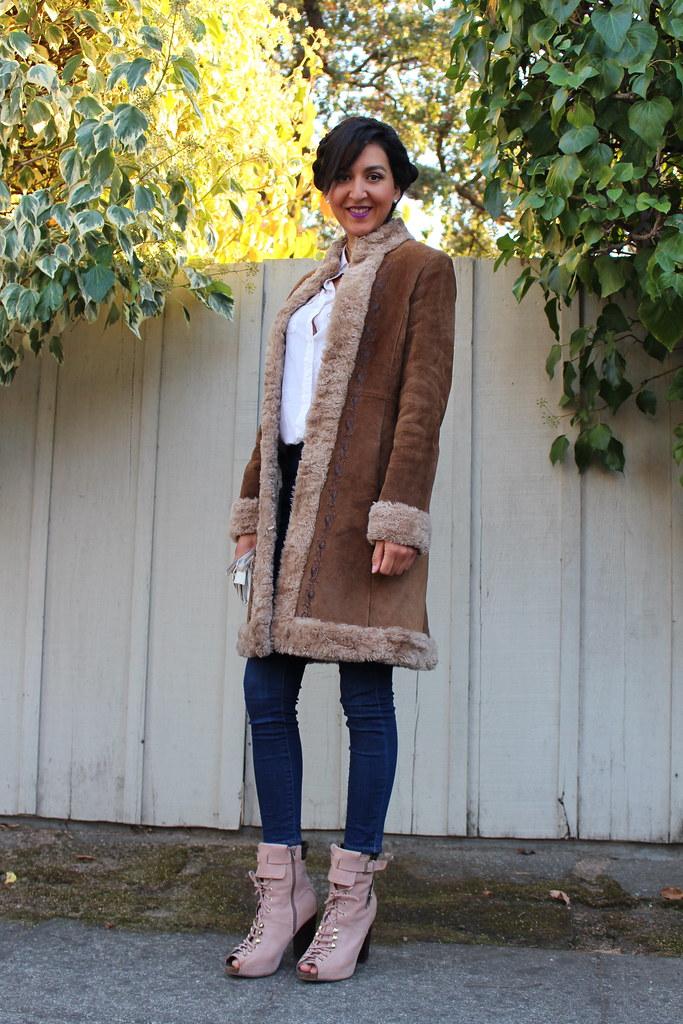70s Inspired Coat 4