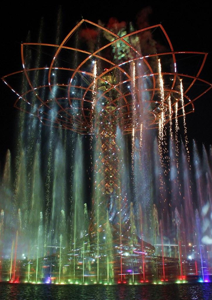 L'albero della vita EXPO 2015