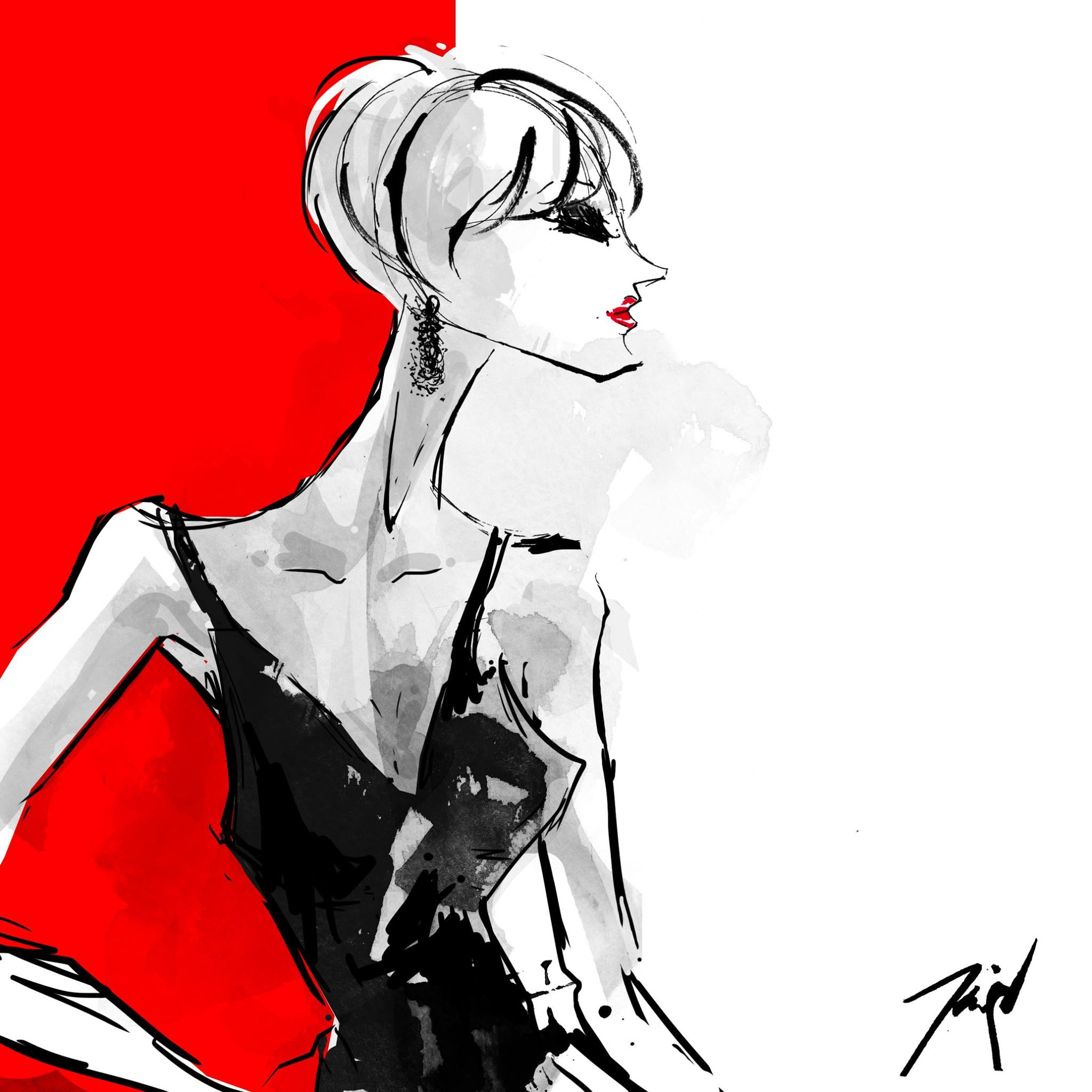valencia fashion blogger david yza moda ilustration somethingfashion spain blogdemoda amanda ramon