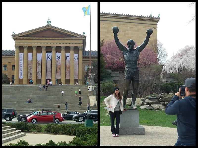 Rocky Balboa na Philadelphia