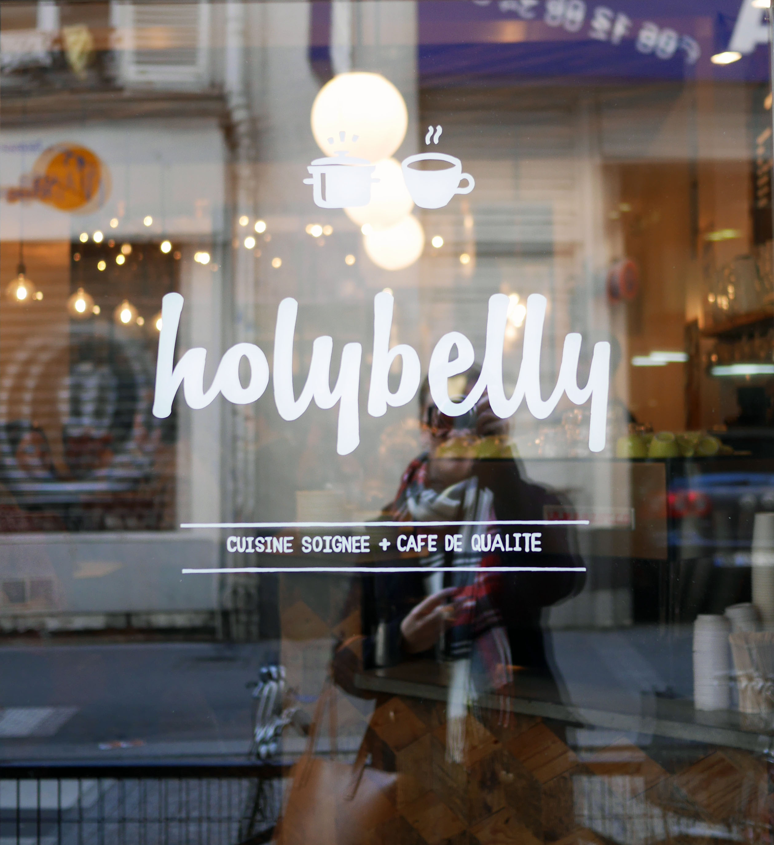 Breakfast in Paris - Holybelly