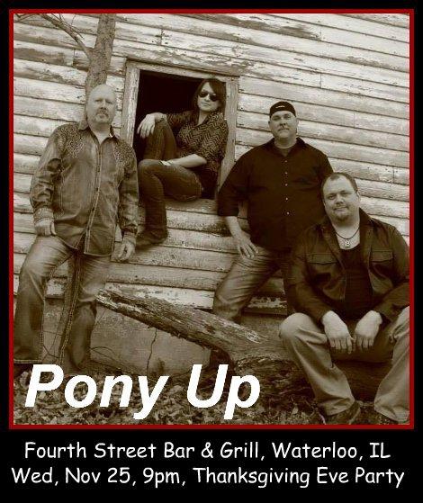 Pony Up 11-25-15