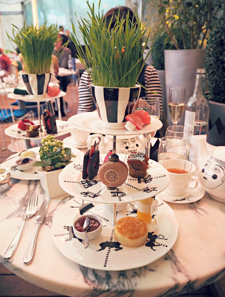 Sanderson Mad Hatters Gluten Free afternoon tea review 13