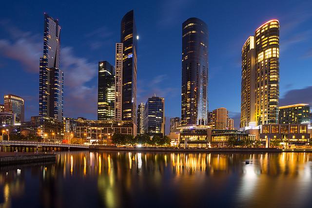 Hallo Melbourne!