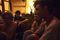 Franky, Jacob, Oliver & Rey